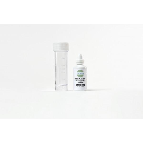 Flacon test TH - Dureté de l'eau