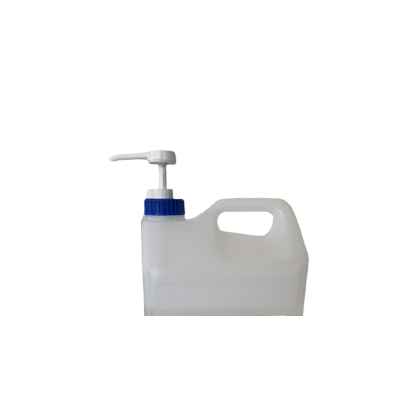 POMPE ADAPTABLE - Bidon (gel hydroalcoolique) 5L