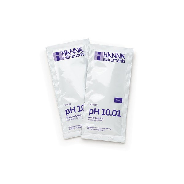 SOLUTION TAMPON PH 10 SACHET 20ML