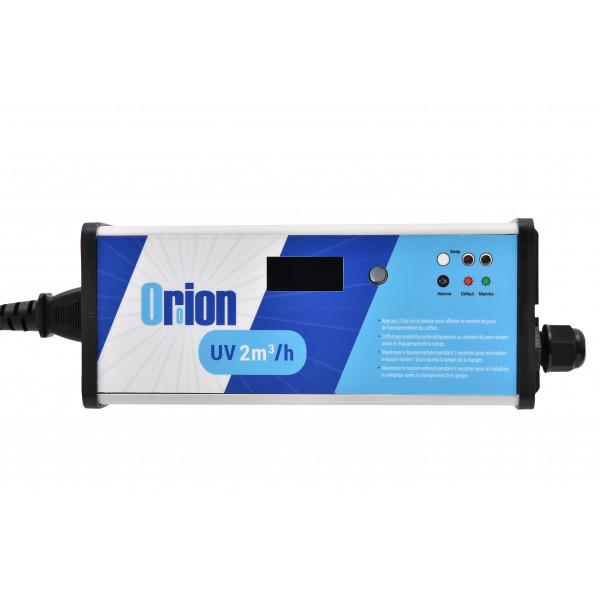 Stérilisateur UV 2 m3/h