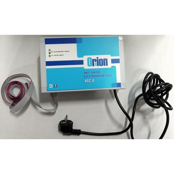 Antitartre électromagnétique à câble (enroulement)