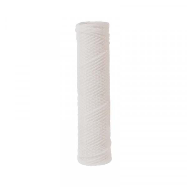 Cartouche de filtration 10µ - Impuretés, particules, sédiments, boues, sable, …