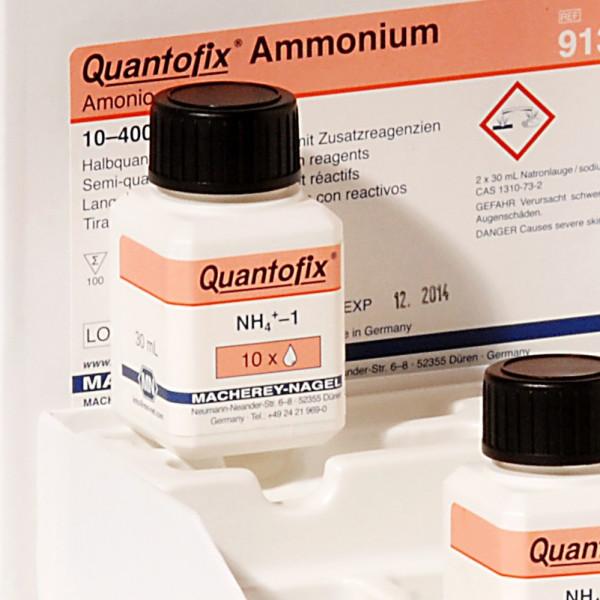 Bandelettes de mesure d'Ammonium (Ammoniaque)